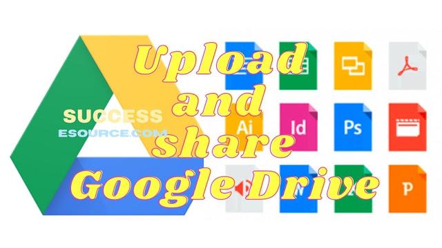 Google-Drive-to-Share-Links