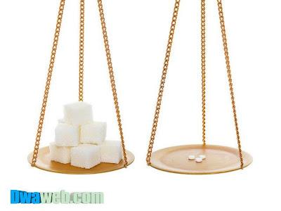 لماذا نلجأ إلى المحليات الصناعيةعن السكر الأبيض