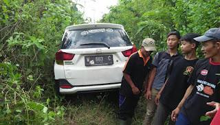 Pengemudi Mobilio Misterius Ditemukan Meninggal di Hutan