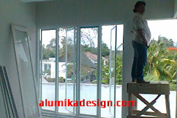 Harga kusen pintu dan jendela aluminium terbaru september 2019