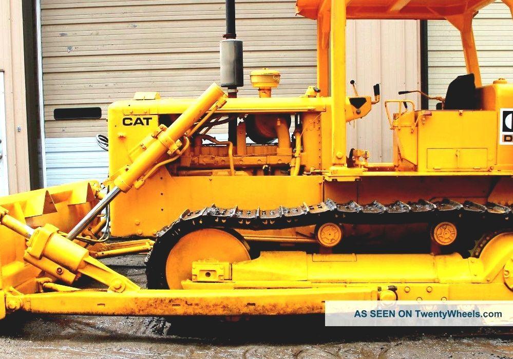 Caterpillar D5 - Cat D5 Dozer Specs