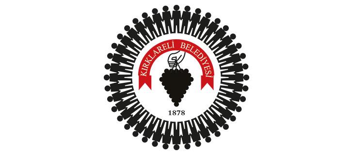 Kırklareli Belediyesi Vektörel Logosu