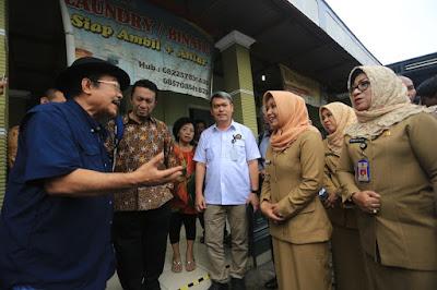 Kunjungi Kota Mojokerto, Komisi VII DPR RI Tinjau Jargas