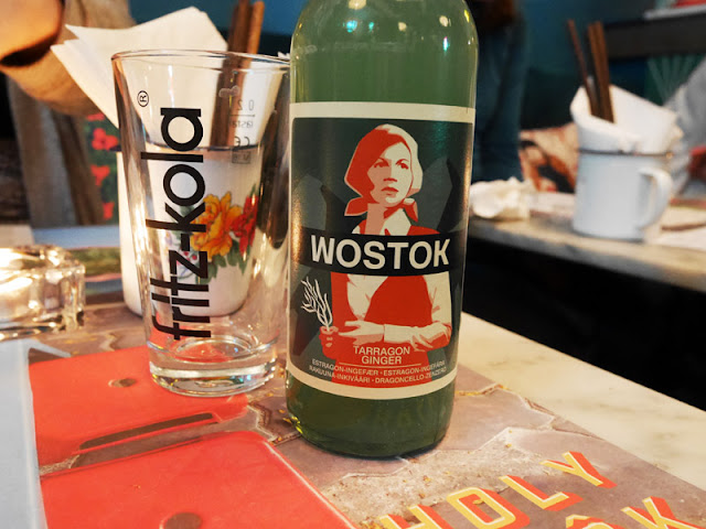 wosock drink at Holy Phok Vietnamese restaurant brighton
