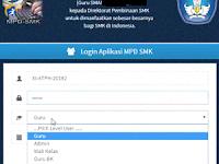Cara Instalasi Aplikasi MPD dan Updaternya yang Benar