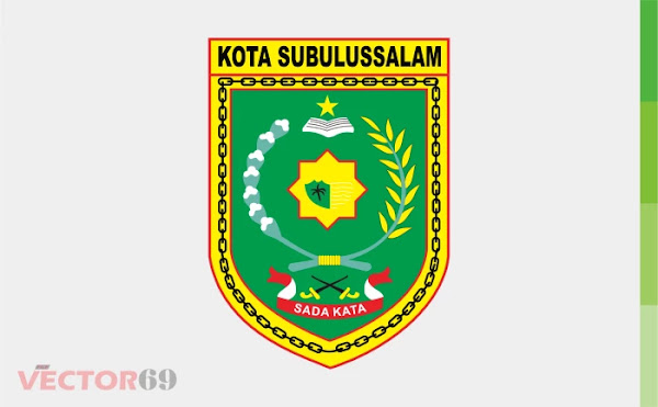 Kota Subulussalam Logo - Download Vector File CDR (CorelDraw)