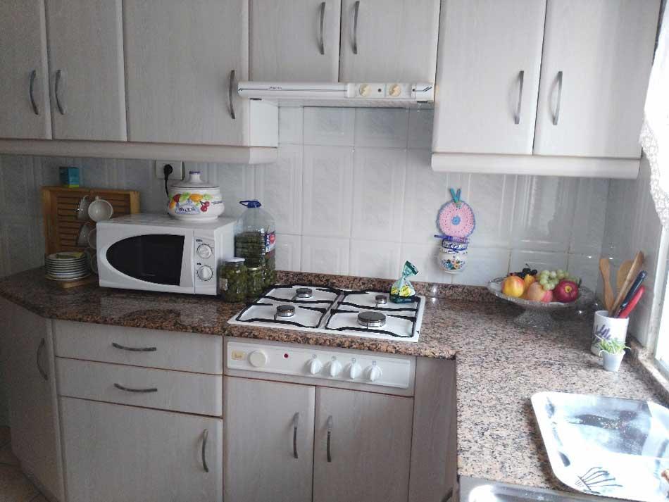 chalet en venta camino de obra castellon cocina