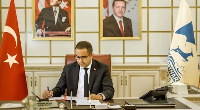 Urfa'da AK Partili Belediye Başkanın mazbatası iptal edildi