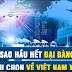 Bangkok Post đưa ra lí giải vì sao hầu hết Đại bàng thế giới đều chọn về Việt Nam xây tổ