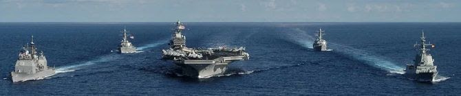 Theodore Roosevelt Carrier Strike Group Conducts Joint Force Maritime Exercise With India: US Navy News