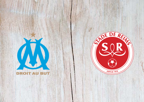 Olympique Marseille vs Reims - Highlights 10 August 2019