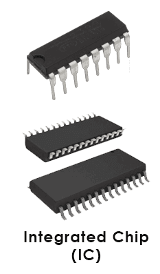Integrated Chip - IC
