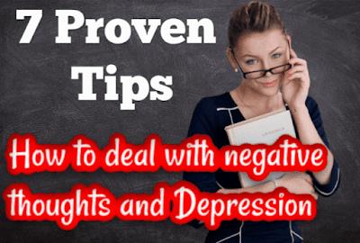 как избавиться от негативных мыслей - How to deal with Negative Thoughts