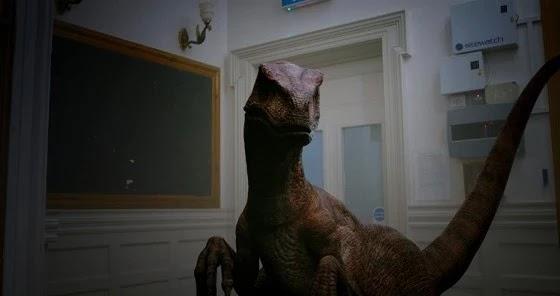 Dinosaur Hotel 2021 Movie Story