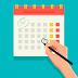 Calendário de Eventos
