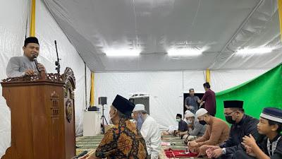 """Ada """"Tenda Arafah"""" di Komplek TVM  Jakarta"""