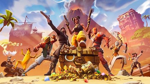 Fortnite vẫn đang là một trong những tựa game battle royale hàng đầu