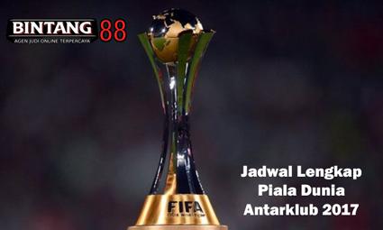 Jadwal Lengkap Piala Dunia Antarklub 2017