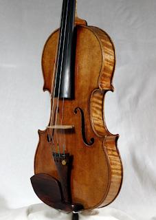 Copy of an italian violin