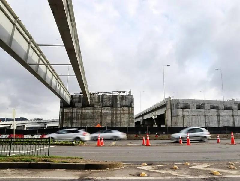 Instalación de vigas cortará el tránsito en Concepción