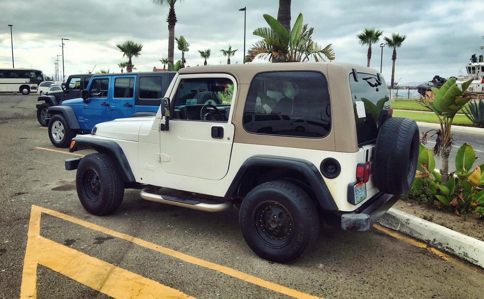 Baja Wine Country Jeep Tour