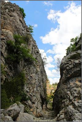 Estrecho De Carangosto (Rambla De Las Sarguillas)