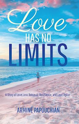 cover of Love Has No Limits by Armine Papouchian