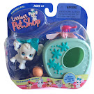 Littlest Pet Shop Portable Pets Poodle (#17) Pet