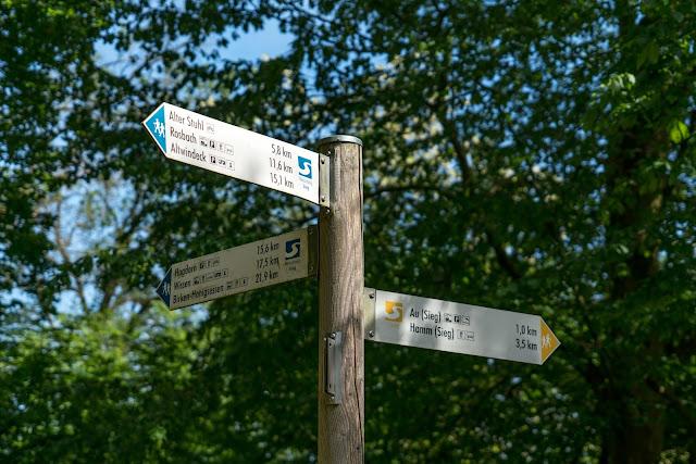 Natursteig Sieg Etappe 8 Schladern bis Au (Sieg) | Wandern im Siegtal Natursteig Sieg 14