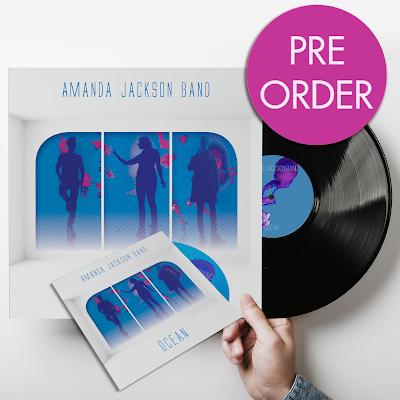 Pre-order OCEAN the new AJB Album today!