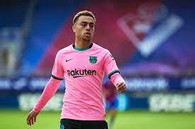 Sergino Dest has already decided on Arsenal transfer amid Barcelona financial problems