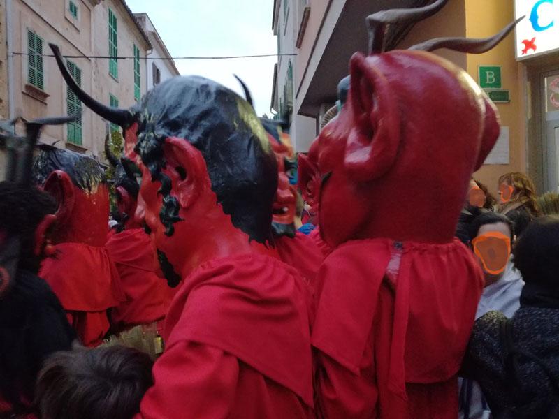 I demoni di Sant Antoni