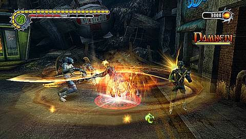GHOST RIDER PPSSPP CSO - 4ugames