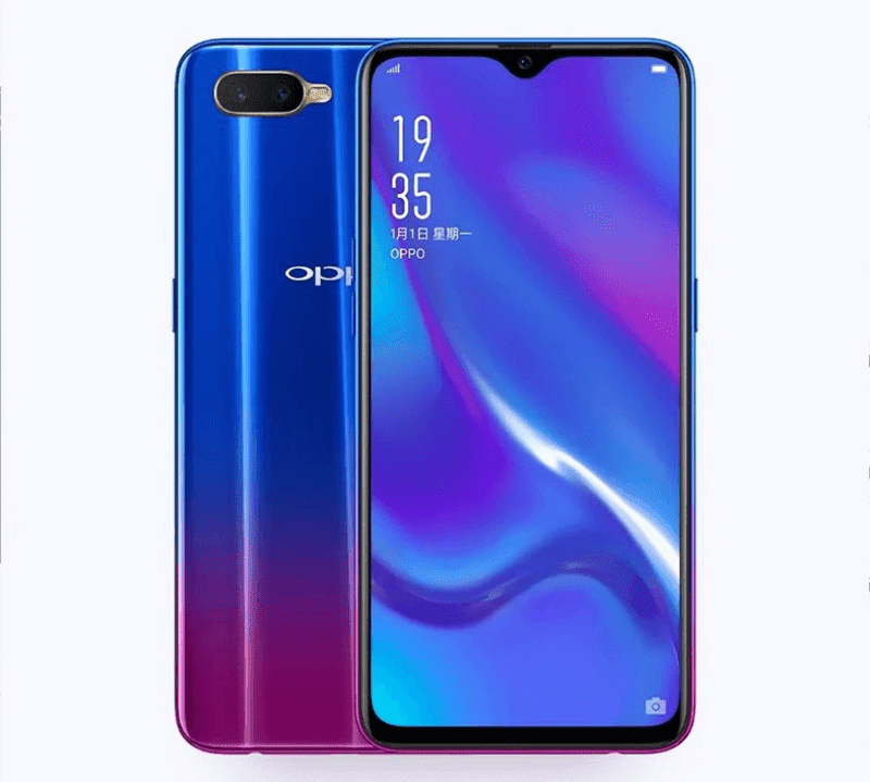 OPPO K1 with In-Display fingerprint scanner goes official!