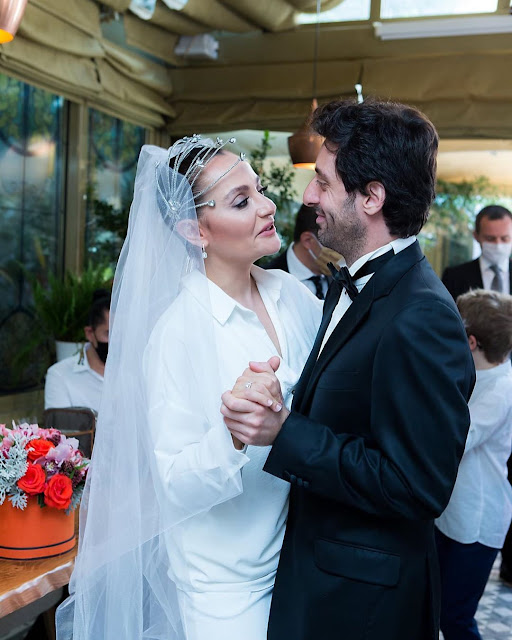 Didem Balçin hot pics with husband