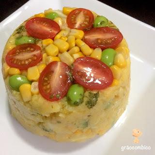 Cuscus vegano