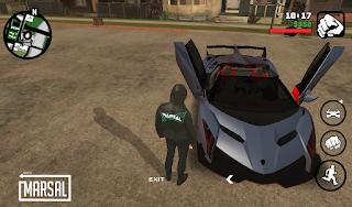 Lamborghini Veneno DFF Only GTA SA Android