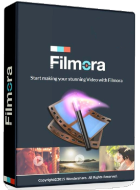 Wondershare Filmora 8.3.0.8 Full Version