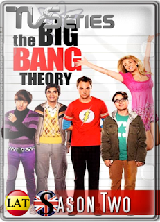La Teoría del Big Bang (Temporada 2) HD 1080P LATINO/ESPAÑOL/INGLES