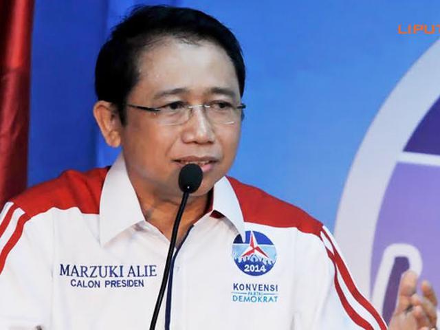 Bantah Dituduh Cari Muka, Demokrat Beberkan Kegagalan Total Marzuki Alie di Pemilu 2014