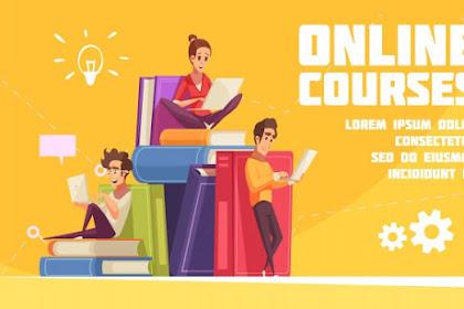 online courses, situs web kursus daring terbaik