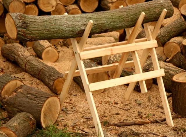 складные козлы для дров