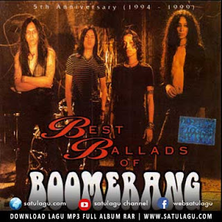 Download Full Album Best Ballads of Boomerang