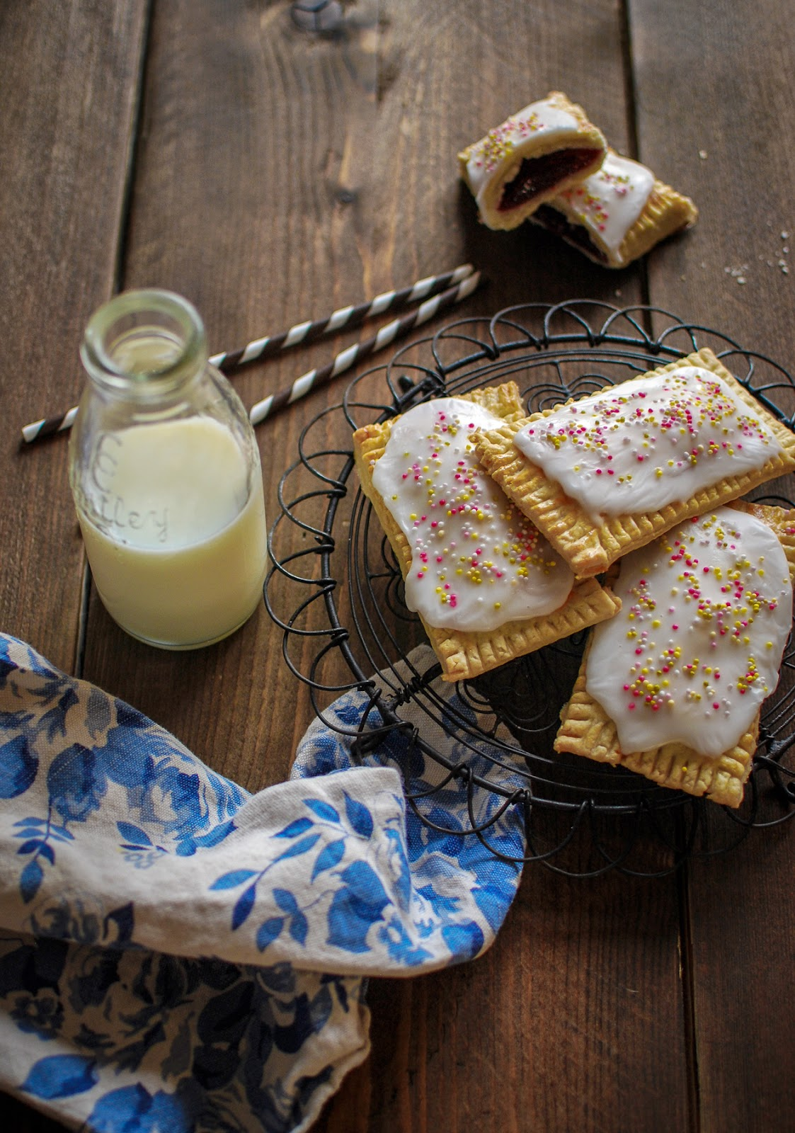 National Breakfast Week: Homemade Pop Tarts