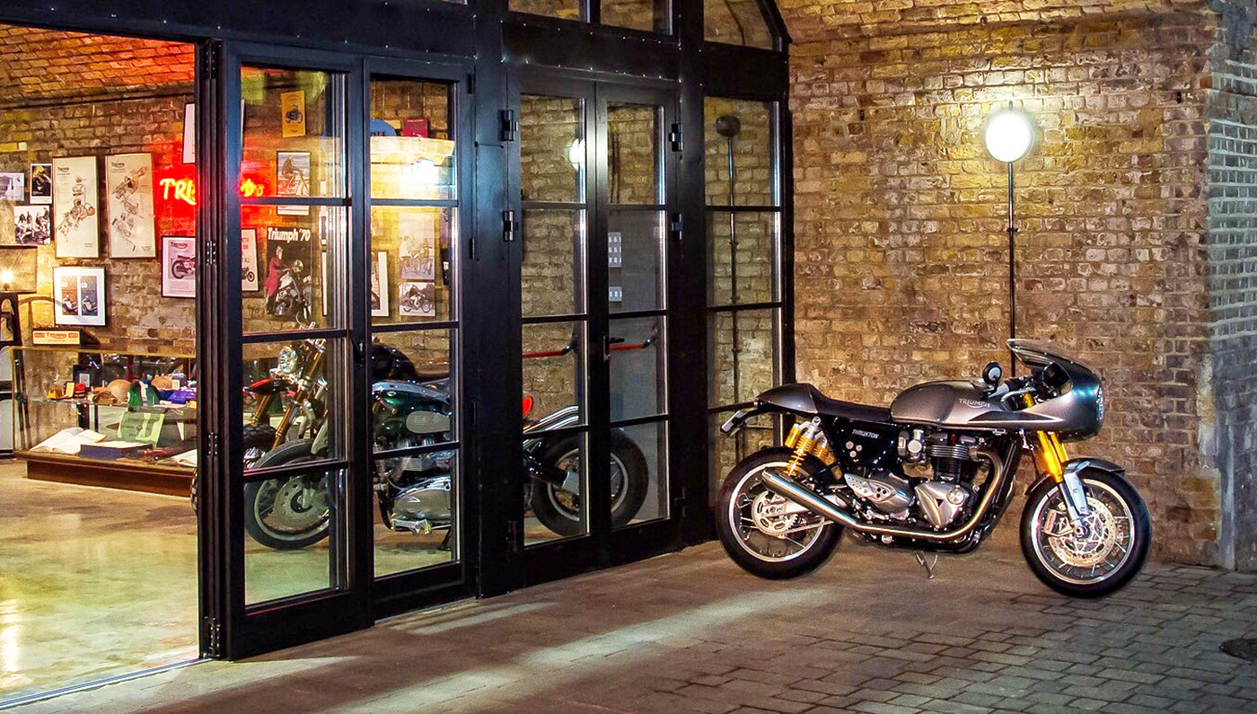Motorcycle Shop Chichester