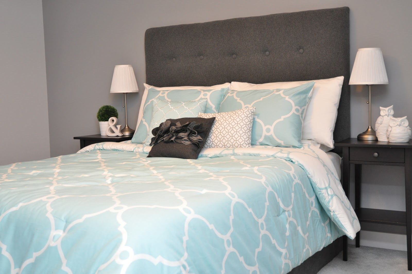 Smart Placement Tiffany Blue And White Bedroom Ideas