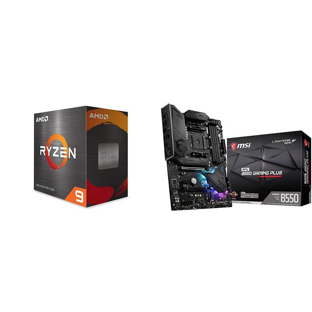 AMD Ryzen 9 5900X 100-100000061WOF Launch Price in India ( 12 Cores / 24 Threads )