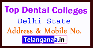Top Dental Colleges in Delhi