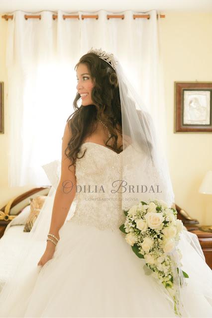 Vestido de novia Odilia Bridal