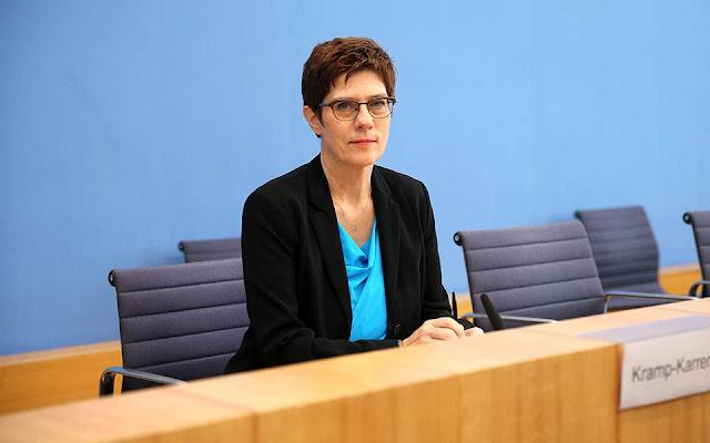 Βερολίνο: Αυστηρά μηνύματα προς την Άγκυρα